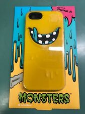 Switcheasy Monsters iPhone 5/5S/SE Case Yellow - Freaky