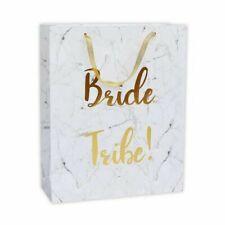 Bride To Be Tribu Chucherías Bolsa Regalo Oro Gallina Fiesta de Kit Mujer Boda