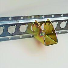 2 x Galvanized Internal Decking Brackets for 1806 Tracking Ifor Williams Trailer