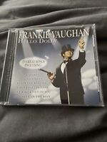 Frankie Vaughan - Hello Dolly [CD 2004] Per-owned VGC Free Postage