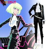 PROMARE Lio Fotia Cosplay Costume Anime Suit Halloween Full Set Customize