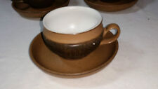 """A DENBY """"COTSWOLD"""" CUP AND SAUCER"""
