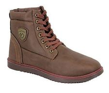 Work Boots Lace Up Shoes for Men