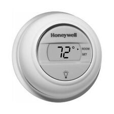 Honeywell T8775A1009 Round Digital Non-Programmable Thermostat
