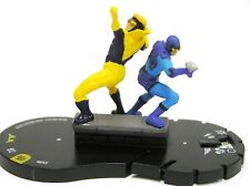 Heroclix brave and #052 Blue Beetle and Booster Gold-Super Rare