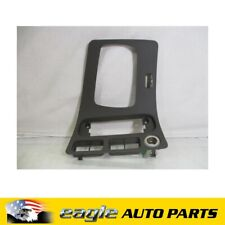 Genuine SAAB  9-5  1998 - 2005  Console Front Gear Lever Cover  #  5015755
