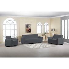 Sofabezug Baumwolle Bi-elastisch Extra Sesselbezug Husse Sofahussen in 10 Farben