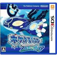 USED 3DS Pokemon alpha sapphire - 3DS