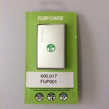 Powerbank 2300mAh Plata Batería Externa Fujipower FPBB23P1SIL #600017