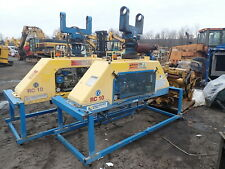 Vacuworx Rc10 Pipe Lifting System 2 Available! Low Hours With Shoes! Pipeline