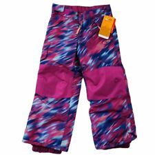 C9 girls Snow pants Size xs 4/5 Pink/Purple Super CuteNew