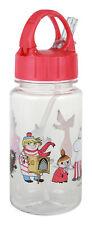 Moomin Friends Plastic Drinking Bottle 3.5 dl