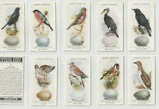 More details for ogdens  1936 set 50  british birds & their eggs (j290)