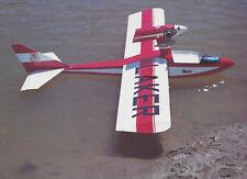 Laker Sport Amphibian Seaplane Plans, Templates, and Instructions 70ws