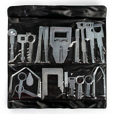 38 Pieces Car Stereo Release Removal Keys Set Tool Vehicle CD Radio Head Unit