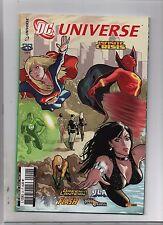 DC UNIVERSE n°20 - Panini Comics mars 2007 - JLA. Green Lantern, Flash