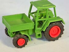 HO Scale Marklin Green Tractor Flatbed