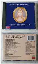 MARIANNE FAITHFULL North Country Maid .. 1990 Silver Red Deram CD TOP