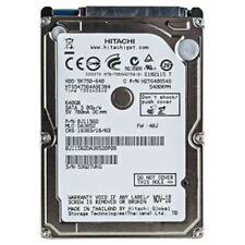 Hitachi 640GB  Travelstar 5K750 2.5-inch 9.5mm SATA 2.0 (3.0Gb/s) 5400RPM