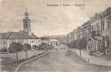 BC60876 Brzezany Rynek Ringplatz  ukraine