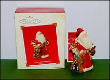 Hallmark Keepsake Ornaments #QP1409 Gifts For Everyone Limited Edition Ornament
