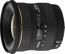 Auto & Manual Focus DSLR Wide Angle Camera Lenses for Canon