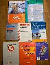 Cornelsen English Grammar, Klett Schulgrammatik, Beside the Seaside, On Track