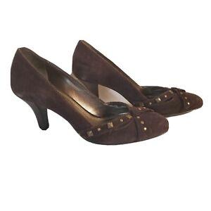 Antonio Melani Renatta Suede Studded Shoe