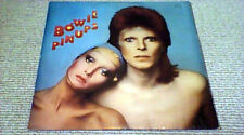 DAVID BOWIE PINUPS RE RCA Victor GREECE LP 1980 Twiggy