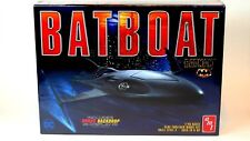 Amt Batman Batboat 1025 1/25 Plastic Model Kit