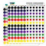 Tooth Dentist Dental Appointment Dots Planner Scrapbooking Crafting Stickers