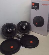 "JBL STAGE 602E - 6.5"" 16.5cm 2-Way Coaxial Car Speakers 135 Watts OPEN-BOX#951"