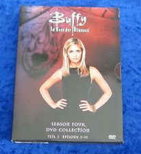 Buffy Im Bann der Dämonen Season 4.1, Episoden 1 - 12, DVD Box Staffel