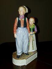 Royal Copenhagen Porcelain Figurine Amager Children Carl Martin-Hansen 12106
