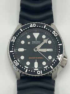 SEIKO DIVER 7S26-0020 DIVER'S 200m AUTOMATIC MENS WATCH