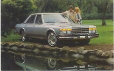 Chrysler Le Baron original Postcard Not dated