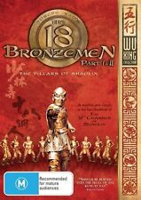 18 Bronzemen Part 1 & 2 NEW R4 DVD