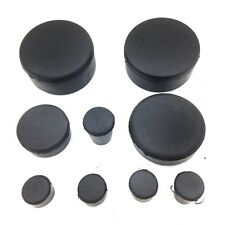 HTT For Suzuki GSXR 1000 Frame Fairing Plugs (2005-2006) Black