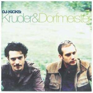 DJ KICKS - KRUDER & DORFMESITER CD - BRAND NEW / SEALED