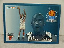 1992-93 Fleer Orlando All-Star Weekend #6 Michael Jordan Chicago Bulls