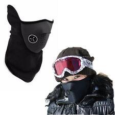 Black Neck Warm Face Mask Winter Ski Snowboard Motorcycle Bicycle Unisex New