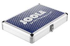 Joola Aluminium Table Tennis Bat Case - Blue