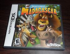 Nintendo DS. Madagascar