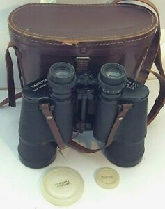 Yashica Fully Coated 10x50 Full Size Field Binoculars in Original Case
