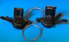 Shimano SLX SL-M660 3x10 trigger shifter set