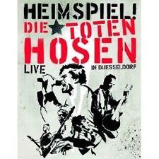 """DIE TOTEN HOSEN """"HEIMSPIEL: DIE TOTEN..."""" BLU RAY NEW"""