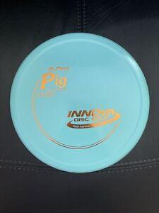 New Innova R-Pro Pig Disc Golf Putter/Approach Disc 175g, Baby Blue w/ Gold