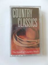 Sony Country Classics Tape 2 Cassette Tape VNIP Ray Price Johnny Cash Jimmy Dean