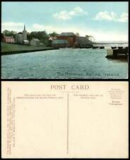 More details for ireland ballina the fisheries county co mayo old colour postcard fishing village