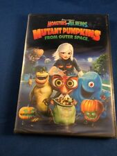 Dreamworks Monsters Vs Aliens Mutant Pumpkins From Outer Space DVD